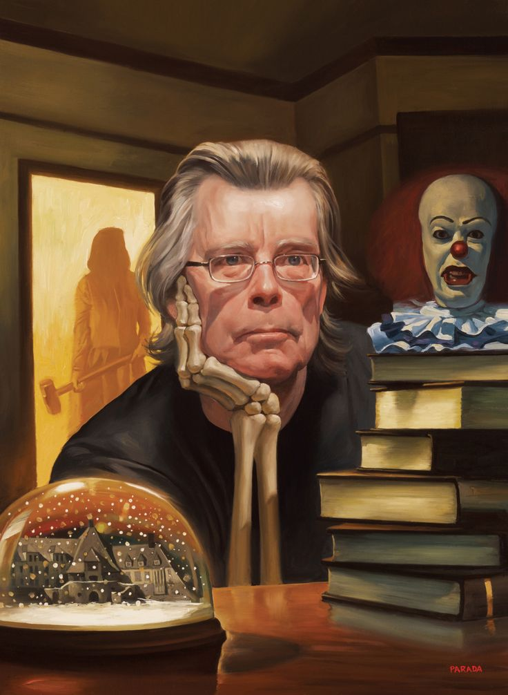 The Rolling Stone interviews Stephen King. Magic results -- but then, when King talks on writing, it always does.