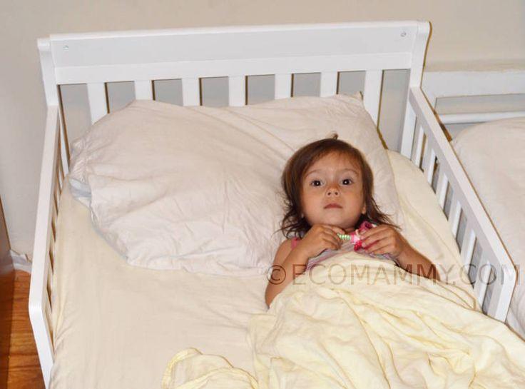 Нужна ли ребенку детская кроватка