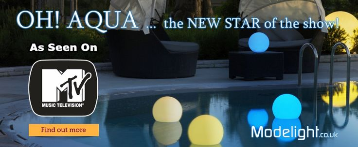 OH! Aqua The new star of the show!