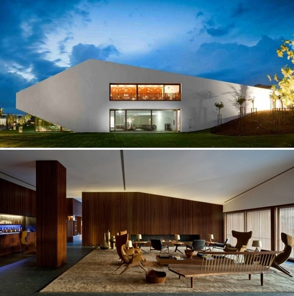 l'and vineyards resort, montemor, protugal,  projects by promontorio architects with marcio kogan's studiomk27
