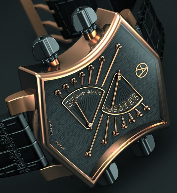 #ArtyA Son Of Sound: The High-End Guitar Watch #Watch