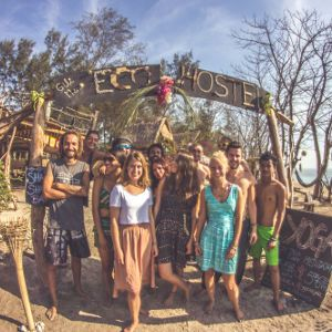 Gili Meno Eco Hostel | Built by travelers for travelers