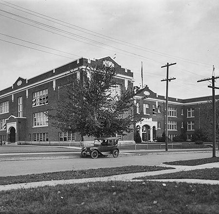Historic Portland Oregon- Rose City Park School built in ...