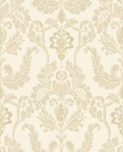 antique cream wallpaper - photo #27