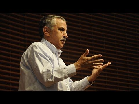 ▶ Thomas Friedman: Lessons Learned After 20 Years of Writing Columns (New York Times) - YouTube
