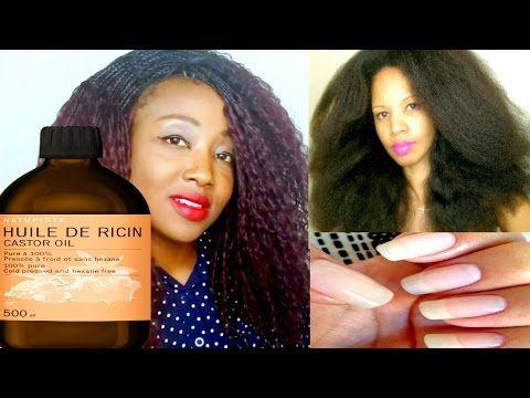 Les miracles de l'huile de ricin: hémoroïdes, accouchement, cheuveux, règles etc... - YouTube