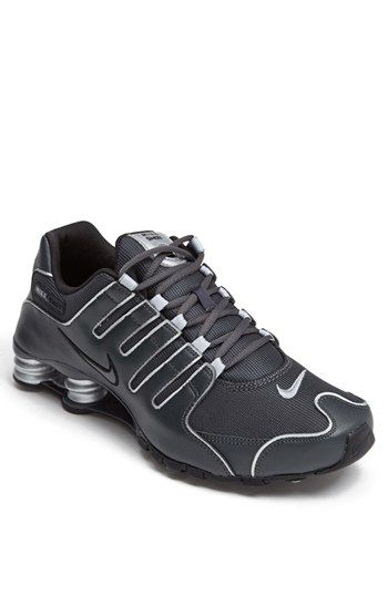 Nike Shox NZ Running Shoe (Men) | Nordstrom
