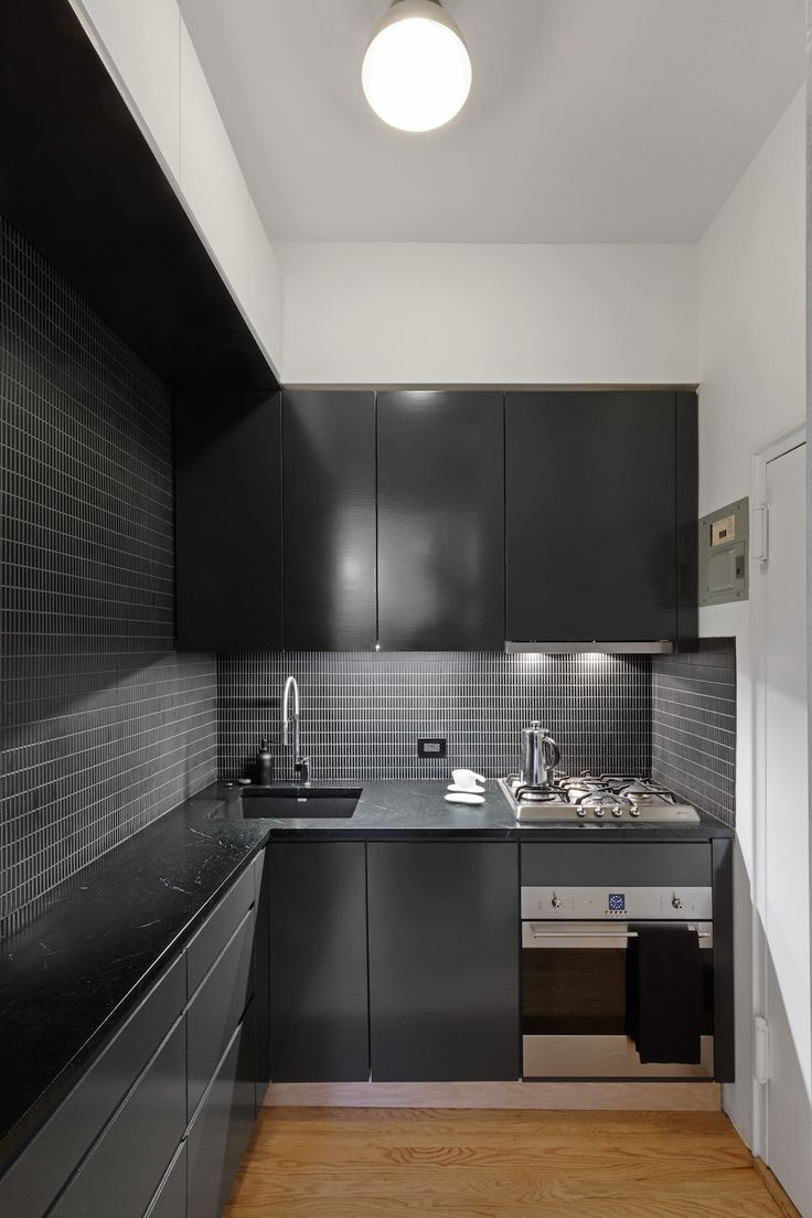 17 Unbelievable Tiny Black Kitchen Popular To Apply This Year