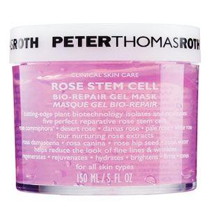 Shop Peter Thomas Roth's Rose Stem Cell Bio-Repair Gel Mask at Sephora. A reparative, soothing gel mask, powdered by rose stem cell technology.