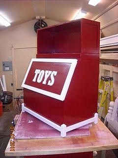awesome toybox/bookshelf