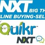 Quikr Nxt with Free Home Delivery and Intant Chat facilities