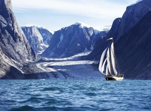 Zeilreis in Groenland - Actieve reizen - Reizen - KnackWeekend.be