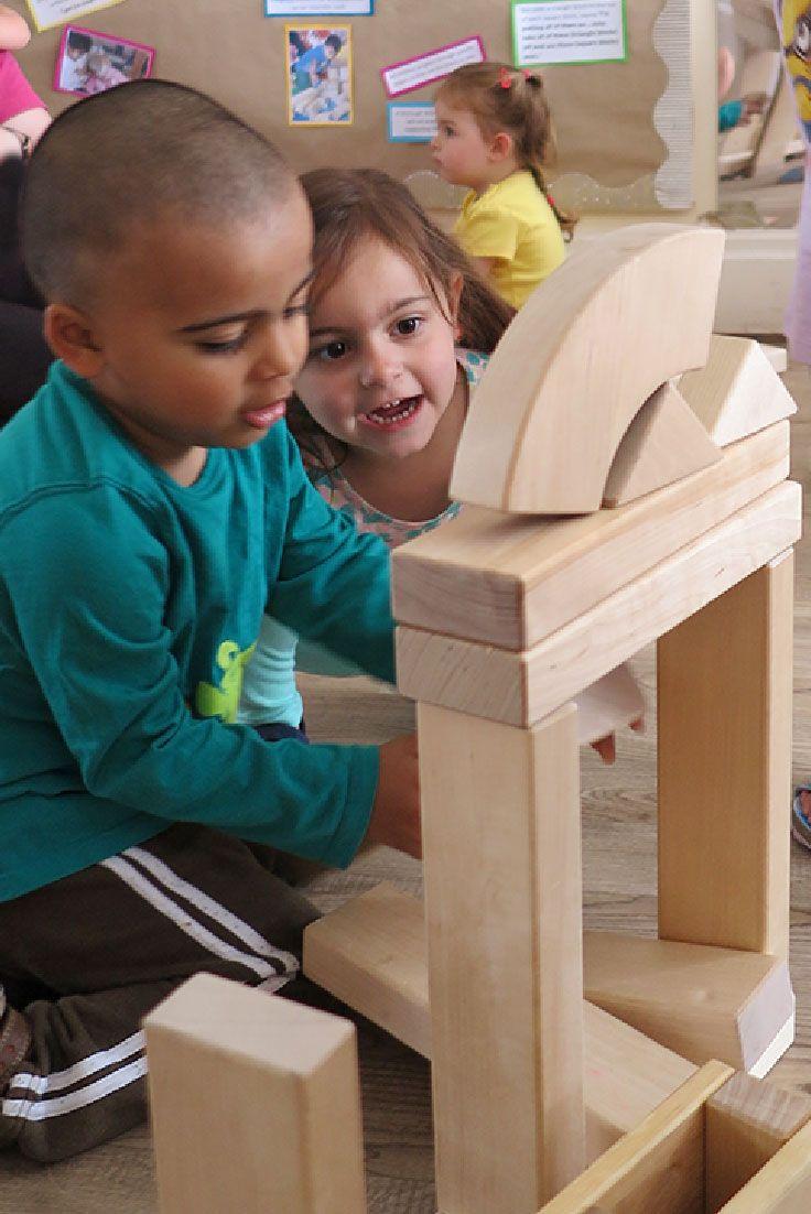 The magic of blocks: Unlocking learning through block play