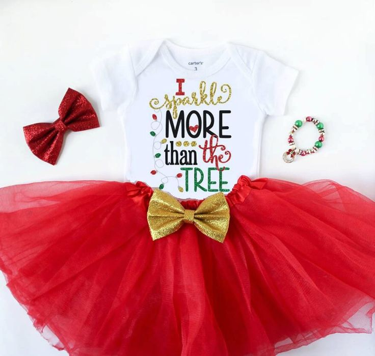 baby girl christmas outfit - baby christmas outfit - toddler girl christmas outfit - first christmas outfit - baby girl clothes by MMofPhilly on Etsy https://www.etsy.com/listing/494979473/baby-girl-christmas-outfit-baby