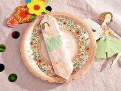 Fairy Magic - Party plate/napkin set