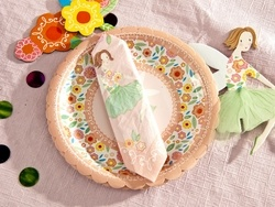 Fairy Magic - Party plate/napkin set