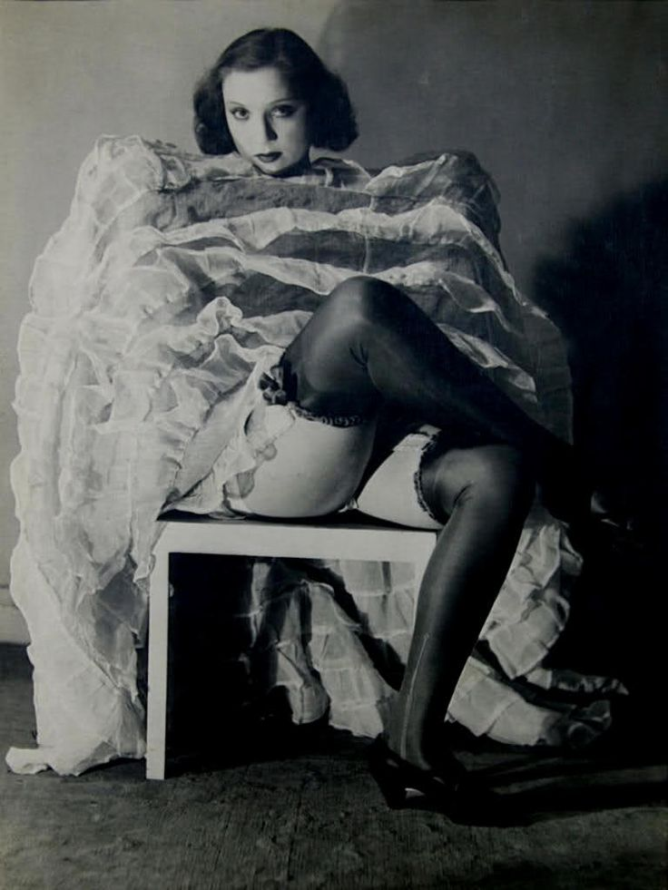 Can can dancer by Man Ray...