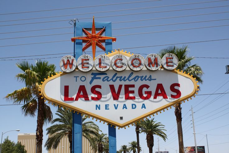 Las Vegas, NV. We got married here actually and stayed at The Luxor. Elvis walked me down the aisle. =)