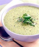 Broccoli Soup (This soup is amazing! I made it once and will be making it again for sure!)