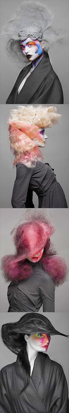 PHOTO: DAVID ARNAL HAIR: MAYTE GARROTE STYLIST: EUNNIS MESA MAKEUP: DE MARIA-pin it from carden