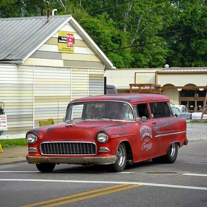 117 best images about 39 55 chevy wagon on pinterest high for 1955 chevy 4 door wagon