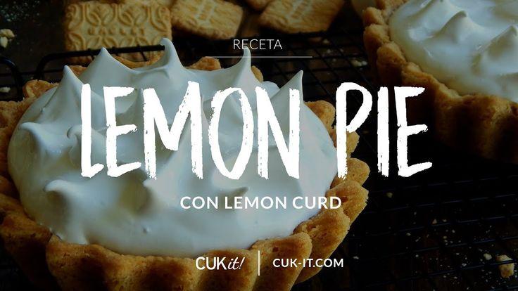 Lemon Pie con Vainitas y Lemon Curd - CUKit! #cukitrecetas #lemonpie #lemoncurd #lemoncello #haceloconvainitas #chocolinas #merengue #receta #hechoencasa #homemade #recipeshare #food #avocado #foodporn #homecooking #recipe