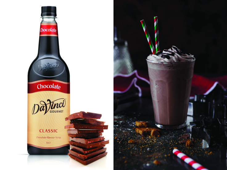 Czekoladowe koktajle #koktaj #choco #coffee #mocha #chocolate #czekolada #syrup #syrop