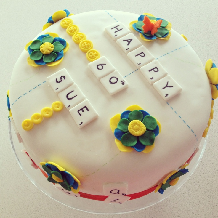 60th Birthday Color Ideas: 22 Best Images About Birthday Cake On Pinterest
