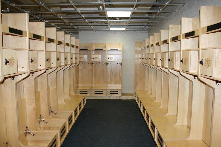 Gallaudet University Athletic Locker Rooms - Gallaudet