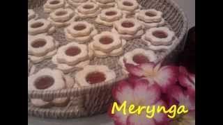 Canale di MERYNGAhowtomake - YouTube - Ciambelline sarde,si chiamano cosi' per il foro al centro del biscotto,sono di morbida pasta frolla.