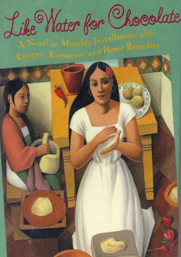 the connections to the mexican revolution in the book like water for chocolate by laura esquivel Like water for chocolate laura esquivel, author, thomas  tita's unrequited love for pedro survives the mexican revolution the births of rosaura and pedro's children, even a proposal of marriage.
