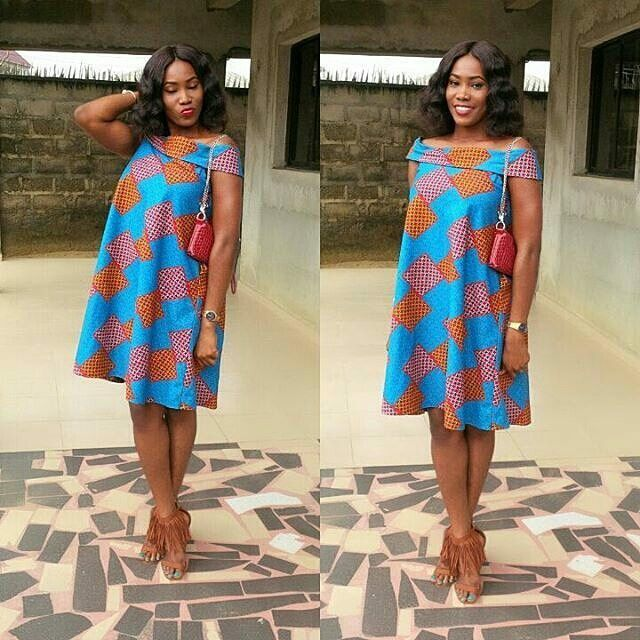African Print Fancy Maternity Dresses: AFRICAN FASHION