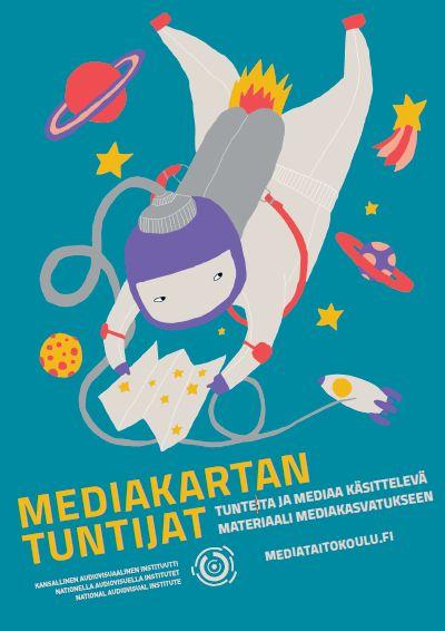 Mediakartan tuntijat -materiaalin tavoitteena on kehittää lasten ja nuorten laaja-alaista media- ja monilukutaitoa. Materiaalin avulla lapsi tai nuori voi oppia tunnistamaan ja tiedostamaan median herättämiä tunteita sekä tunteisiin vetoavia vaikutuskeinoja ja tiedostamaan niiden merkityksen myös omassa toiminnassaan. Materiaali tukee tunteiden käsittelyä myös omia mediasisältöjä tekemällä.