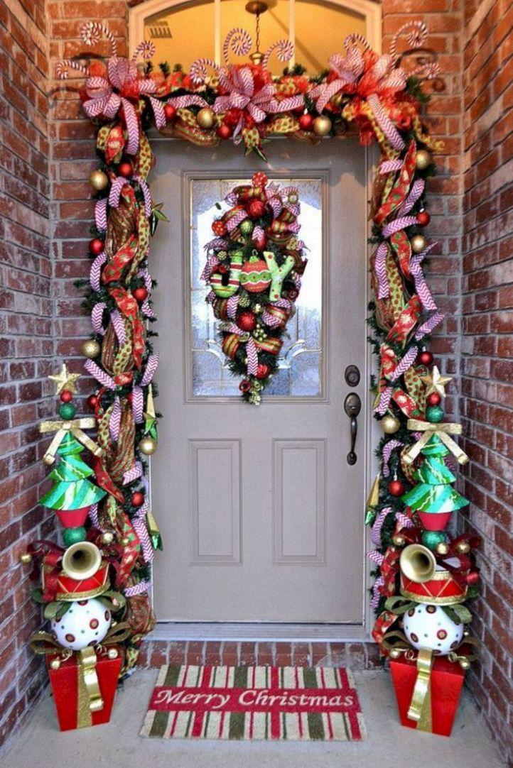 Diy Decor Front Door Design 051