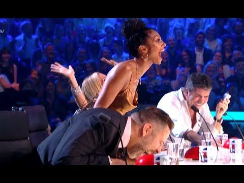 ROFL! Golden Buzzer Comedian Makes Judges Can't Stop LAUGHING!  | Semi Final 5 | BGT 2017 - YouTube