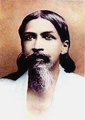 Sri Aurobindo; [15 August,1872 – 5 December, 1950], born Aurobindo Ghosh, was an Indian nationalist, freedom fighter, philosopher, yogi, guru, and poet. He joined the Indian movement for freedom from British rule and for a duration became one of its most important radical leader, before developing his own vision of human progress and spiritual evolution.  Quotation: 'The Spirit shall look out through Matter's gaze. And Matter shall reveal the Spirit's face.'