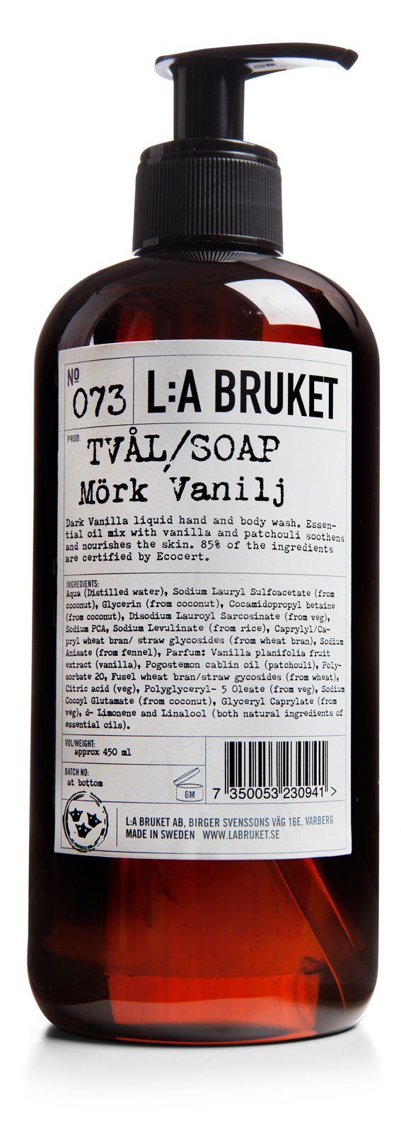 L:A Bruket - Liquid Soap