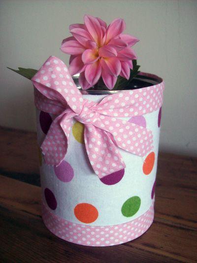 Super 29 best Recycler des boites de lait en poudre images on Pinterest  HT96
