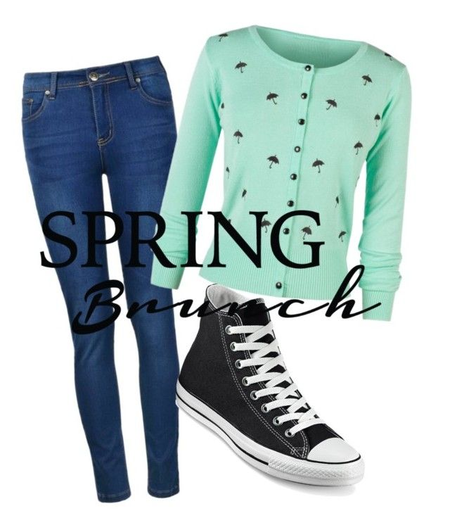 """""""Spring"""" by simdanjoh on Polyvore featuring Ally Fashion and Converse"""