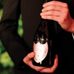 Private dining with Clooney and Dom Perignon - This week sees Clooney get set to turn on the private dining charm.