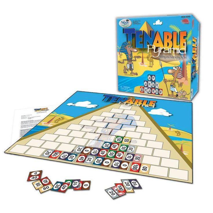 Tenable Pyramid Game