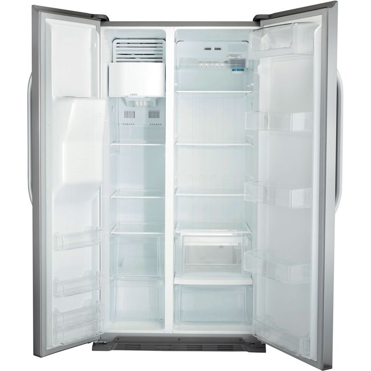 Hotpoint SXBD 922 F WD Fridge Freezer - Stainless Steel