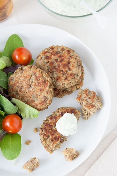 Ricetta Polpette di quinoa e lenticchie - Labna
