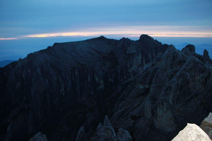 Sunrise, Mount Kinabalu
