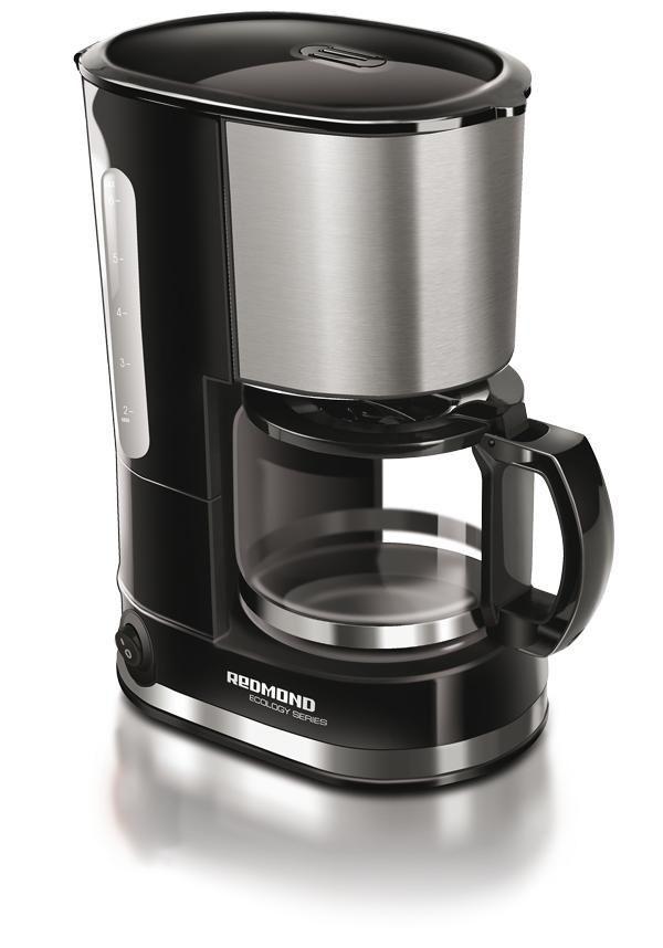 Кофеварка REDMOND RCM-M1507 | Каталог товаров по сниженной цене.