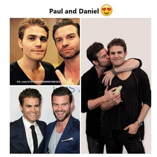 Pin by Elin Andersson on TVD | Pinterest | Originals, Paul ...