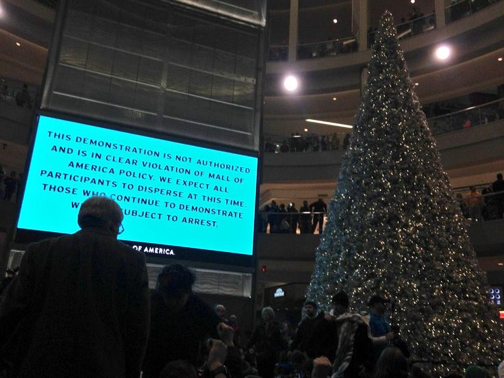 """""""Because nothing says 'We're not really an Orwellian police state' like imperious threats displayed on a giant screen."""""""