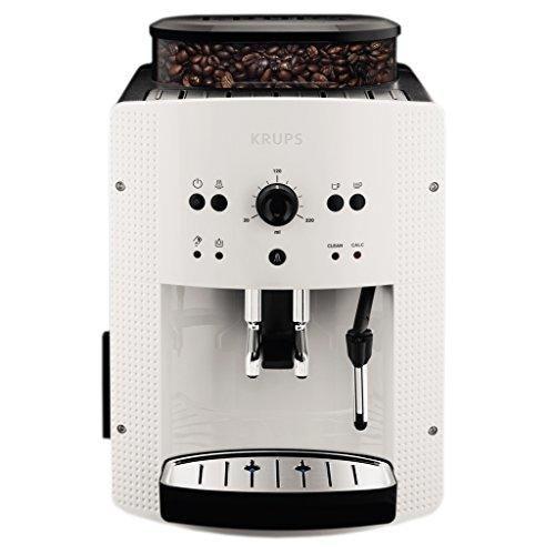 Oferta: 286.19€ Dto: -18%. Comprar Ofertas de Krups EA8105 - Cafetera automática, 15 bares de presión, 3 niveles de intensidad de café, cantidad ajustable de 20 ml a 220 m barato. ¡Mira las ofertas!