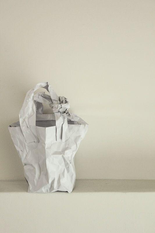 LEATHER BAG [PROTOTYPE] - IRRE