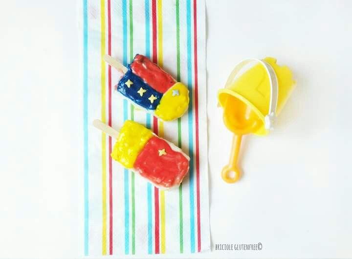 #Finto #stecco #gelato #cotto «in #padella » scoprite di più sul mio #blog e in #edicola: http://goo.gl/OXJ9r8 #cotturainpadella #senzaforno #fntogelato #glutenfree #ice #cream #recipes #kids #yahoofood #blogger #summer #stick #Cake #sequence @thefeedfeed @foodstreetjournal @raiexpo @instamamme @food52 #snack #sweet #nice